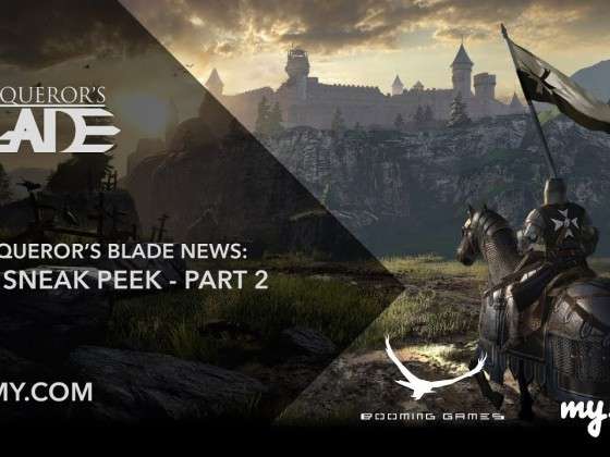 Conqueror's Blade News: CBT Sneak Peak - Resources, Crafting, Armies & Ambushes